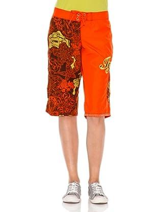 Iguana Cargohose Sapad (Orange)