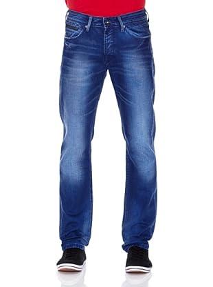 Pepe Jeans London Vaquero Coax (Azul Oscuro)