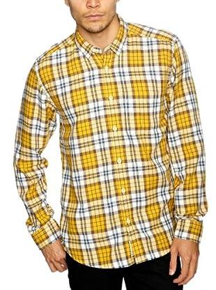 Cottonfield Hemd (Gelb)