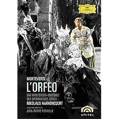 アーノンクール指揮 モンテヴェルディ:歌劇《オルフェオ》の商品写真