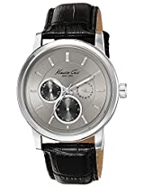 Kenneth Cole Dress Sport Analog Grey Dial Men's Watch - 10019562