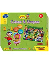 3 in 1 - Noddy Colour & Shapes