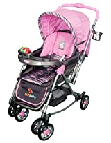 Sunbaby Stroller Circle Collection (Pink)