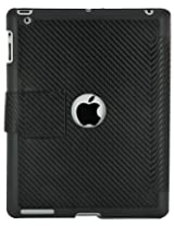 Sumdex Carbon Finish Apple iPad 2 Stand Case (P2HBCCBBK)