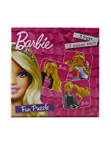 Barbie Fun Puzzle Game for Little Girls