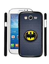 Fuson 2D Printed Bat Man Designer Back Case Cover for Samsung galaxy Grand Neo - D807