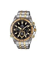 Casio Edifice Stopwatch Chronograph Multi-Colour Dial Men's Watch - EFR-534SG-1AVDF (EX175)