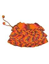 Kuchipoo Hand Knitted Crochet Skirt (1 to 2 Year)
