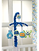 Disney Monsters at Play Musical Mobile, Multi-Colored