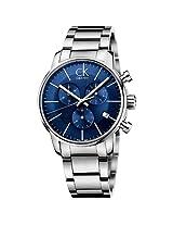 Calvin Klein ck City K2G2714N Chronograph Watch - For Men