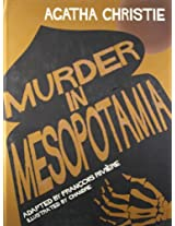 Murder in Mesopotamia (Agatha Christie Comic Strip)