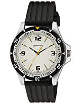 Sonata Super Fibre Analog White Dial Men's Watch - NF7930PP01J