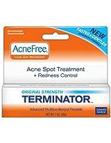 Acnefree Terminator - 1 Ounce Tube