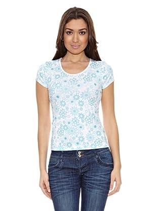 Sándalo Camiseta Gia4 (Azul)