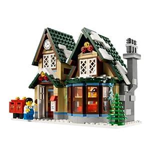 レゴ ウィンタービレッジベーカリー 10216