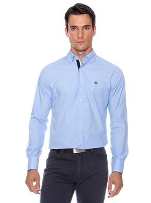 Devota & Lomba Camisa Gabriel Lisa (Azul Claro)