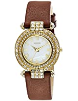 Aspen Analog Mother of Pearl Dial Women's Watch-AP1847