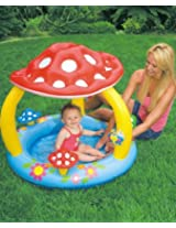 "Intex Mushroom Baby Pool 40"" X 35"" (Or 1.02m X 89cm) For Age 1 3"