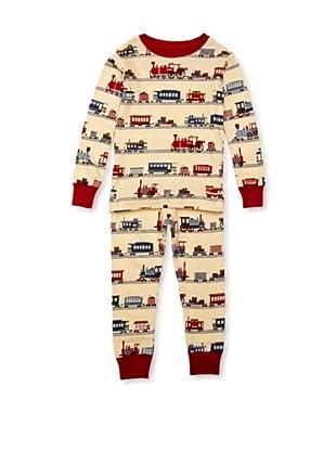 Hatley  Pijama Tanagra (Crema)