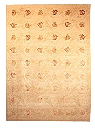 Roubini Tibetan Super Fine Collection Hand-Knotted Rug, Multi, 10' x 14'