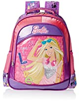 Barbie Violet Children's Backpack (EI-MAT0025)