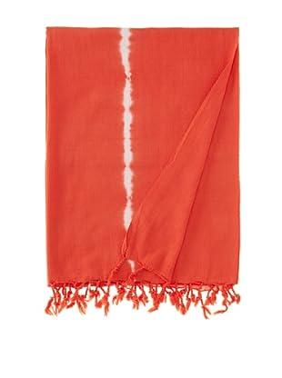 Nine Space Tie-Dye Fouta Towel (Poppy)