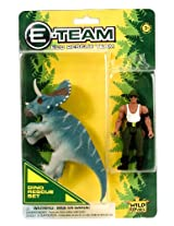 Wild Republic E-Team Blister Triceratops
