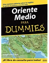Oriente Medio Para Dummies/the Middle East for Dummies