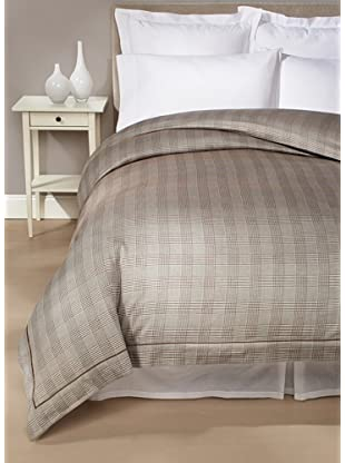 Peacock Alley Sloan Duvet Cover (Mocha)