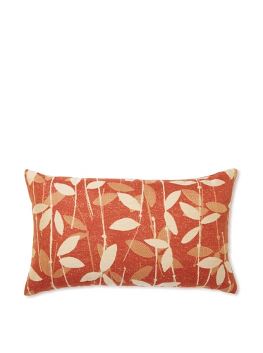 Elsa Blue Eton Knife Edge Indoor/Outdoor Pillow, 12