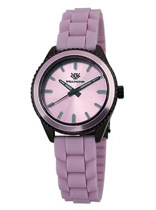 Wellington Damen-Armbanduhr Karamea Analog Silikon WN508-668
