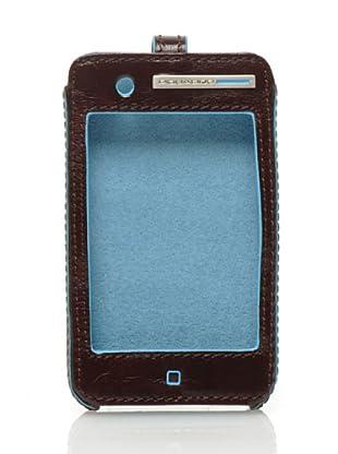 Piquadro Custodia iPod Touch (testa di moro)