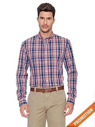 Dockers Camisa Lavada (Multicolor)