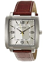 Titan Octane Analog Multi-color Dial Men's Watch - NE1586SL01