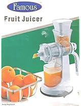 Famous Fruit Juicer