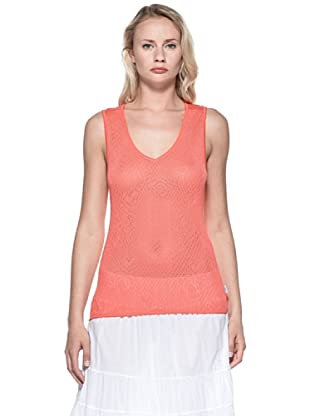 Blugirl Camiseta Tamarillo