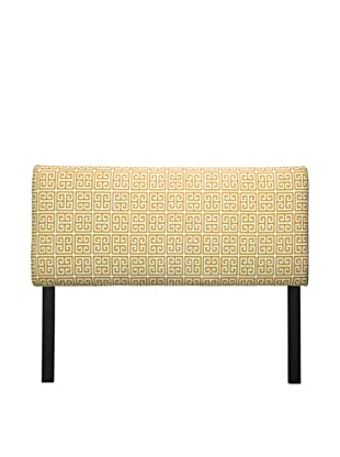 Sole Designs Uphostered Towers Headboard (Orange/White)
