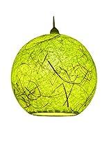 Salebrations Hanging Ball Lamp Shades Yarn With Banana Fiber