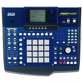 AKAI MPC4000BL