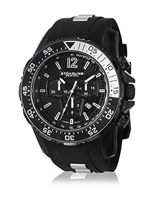 Stührling Original Uhr mit schweizer Quarzuhrwerk Man Enterprise II 529.33B713 53 mm