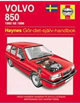 Volvo 850 Service and Repair Manual 2016 (Swedish Language)