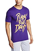 Nike Men's Round Neck Cotton T-Shirt