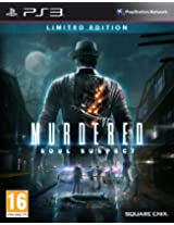 Murdered: Soul Suspect Limited Edition (PS3) (UK Import)