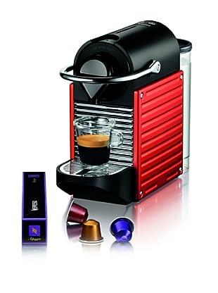 Krups Máquina de Café Nespresso Pixie Electric Rojo