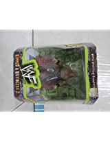 Jakks WWF Ripped & Ruthless Series 2 HHH Figure