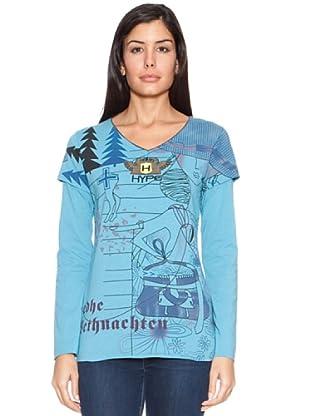 HHG T-Shirt Dublin (Blu)