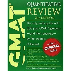 GMAT Quantitative Review (Official Guide for Gmat Quantitative Review)