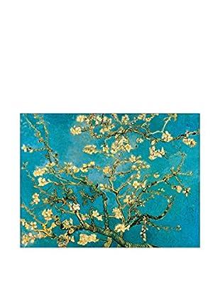 Artopweb Wandbild Van Gogh Mandorli In Fiore A San Remy 60x80 cm mehrfarbig