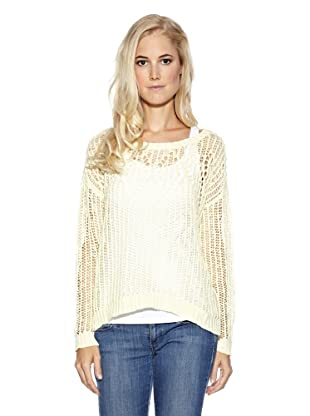 Cream Pullover Jette (Hellgelb)
