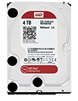 WD Red 4TB NAS Hard Disk Drives